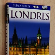 Libros de segunda mano: LONDRES (GUÍAS VISUALES EL PAÍS AGUILAR) - VV.AA.. Lote 194601317