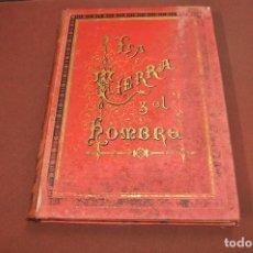 Libros de segunda mano: LA TIERRA Y EL HOMBRE TOMO II - AGVB. Lote 194603171