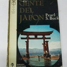 Libros de segunda mano: GENTE DEL JAPÓN PEARL S. BUCK. Lote 194741616