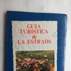Libros de segunda mano: GUÍA TURÍSTICA DE LA ESTRADA - REIMÓNDEZ PORTELA, MANUEL. Lote 194745505