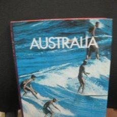 Libros de segunda mano: AUSTRALIA. BRUCE BRANDER Y OTROS. NATIONAL GEOGRAPHIC. EDICIONES NAUTA.. Lote 194755160