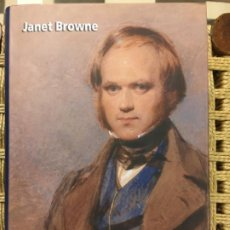 Libros de segunda mano: CHARLES DARWIN, EL VIAJE, JANET BROWNE. Lote 194765441