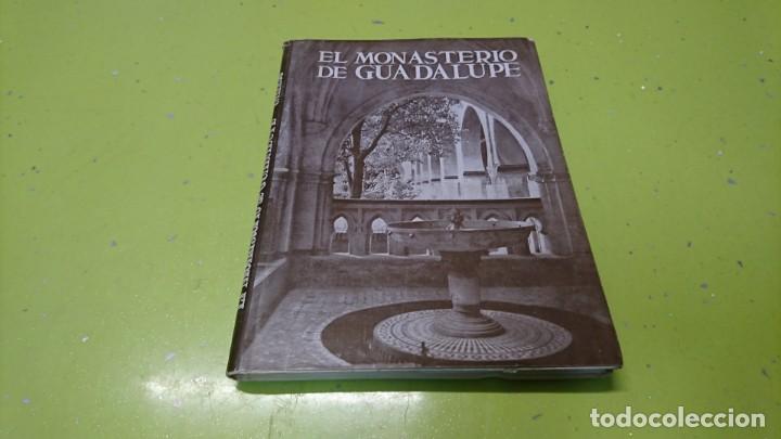 EL MONASTERIO DE GUADALUPE, CARLOS VALLEJO (Libros de Segunda Mano - Geografía y Viajes)