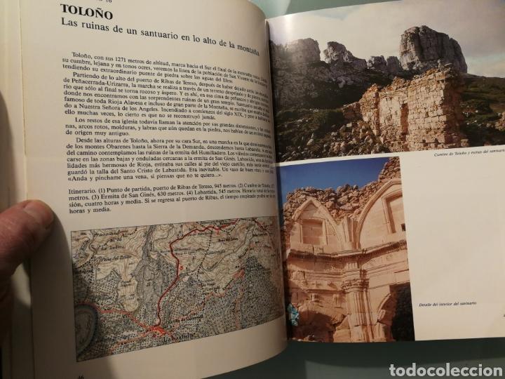 Libros de segunda mano: 100 cumbres y rincones de la Montaña Vasca - Foto 2 - 194888538