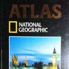 Libros de segunda mano: ATLAS : NATIONAL GEOGRAPHIC : EUROPA I. BARCELONA : RBA COLECCIONABLES, 2004.. Lote 194911778