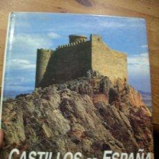 Libros de segunda mano: CASTILLOS DE ESPAÑA, JORGE JIMÉNEZ ESTEBAN. EP-179. Lote 194915907