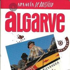 Libros de segunda mano: ALGARVE. APA GUÍA DE BOLSILLO. PEDIDO MÍNIMO EN LIBROS: 4 TÍTULOS. Lote 194975488