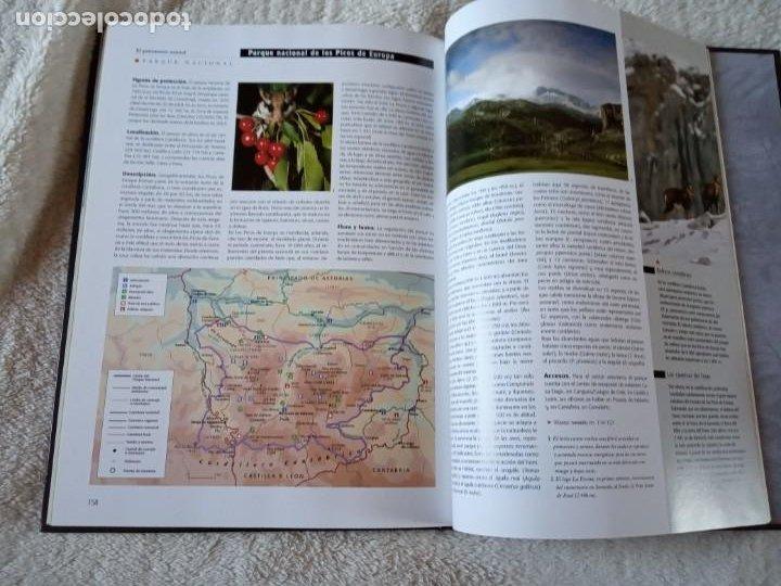 Libros de segunda mano: LIBRO NATIONAL GEOGRAPHIC ASTURIAS TOMO TAPAS DURAS - Foto 3 - 48912300