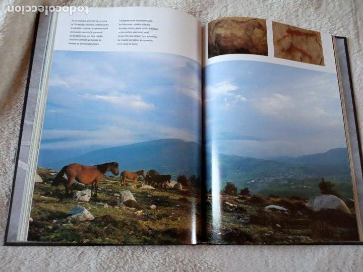 Libros de segunda mano: LIBRO NATIONAL GEOGRAPHIC ASTURIAS TOMO TAPAS DURAS - Foto 5 - 48912300