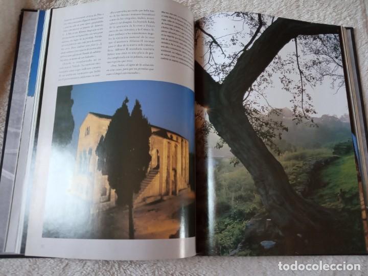 Libros de segunda mano: LIBRO NATIONAL GEOGRAPHIC ASTURIAS TOMO TAPAS DURAS - Foto 6 - 48912300