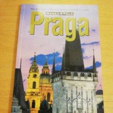 Libros de segunda mano: PRAGA (MARCO POLO) CON LAS RECOMENDACIONES DE LS GENTE DEL LUGAR. Lote 195007147