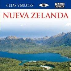 Libros de segunda mano: NUEVA ZELANDA (GUÍAS VISUALES). Lote 195044793