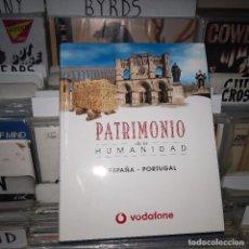Libros de segunda mano: PATRIMONIO DE LA HUMANIDAD. ESPAÑA - PORTUGAL. . Lote 195073807