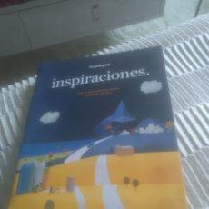 Libros de segunda mano: INSPIRACIONES GUÍA REPSOL. Lote 195113977