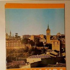 Libros de segunda mano: GUADALAJARA ALMA DE LA ALCARRIA POR CARMEN NONELL. 1967. Lote 195226942