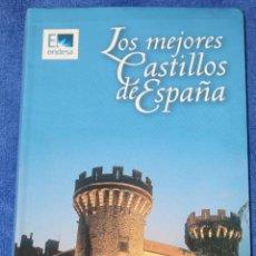 Libros de segunda mano: LOS MEJORES CASTILLOS DE ESPAÑA - ENDESA - EVEREST (2004). Lote 195339683