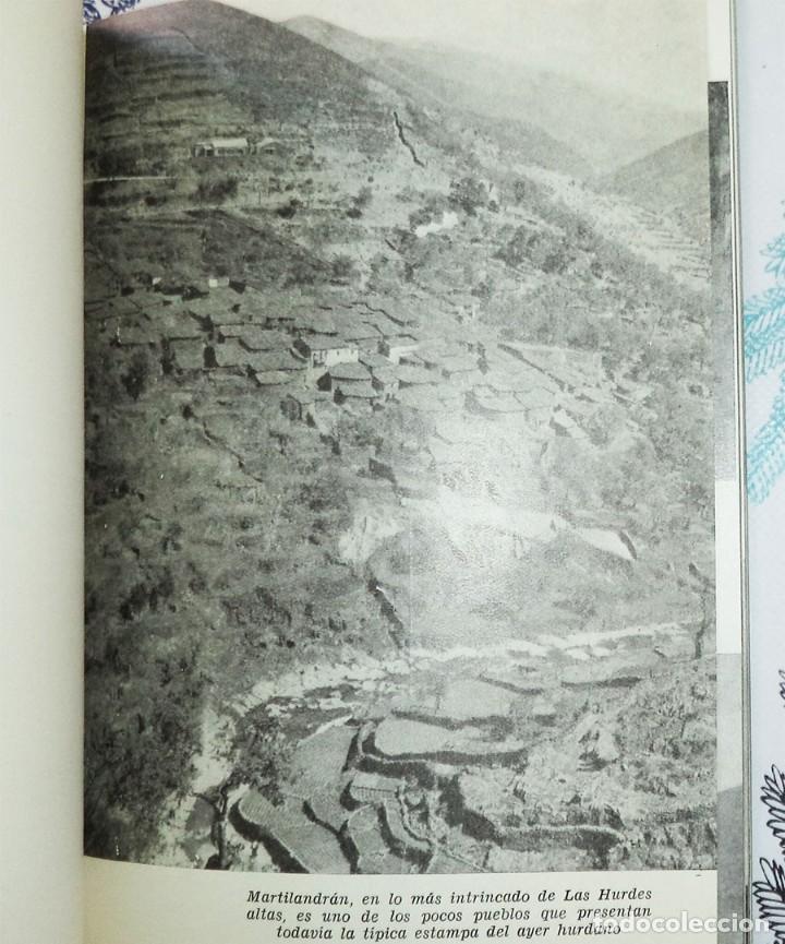 Libros de segunda mano: 1964 LAS HURDES LEYENDA Y VERDAD SERVICIOS INFORMATIVOS ESPAÑOLES DOCUMENTOS SOCIALES 1 - Foto 2 - 195340172