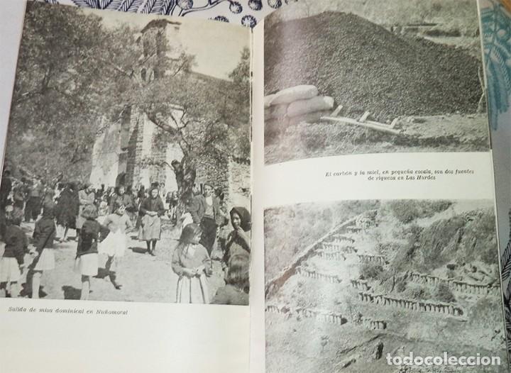 Libros de segunda mano: 1964 LAS HURDES LEYENDA Y VERDAD SERVICIOS INFORMATIVOS ESPAÑOLES DOCUMENTOS SOCIALES 1 - Foto 3 - 195340172