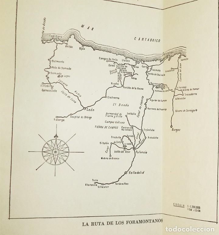 Libros de segunda mano: 1959 NUEVO VIAJE DE ESPAÑA LA RUTA DE LOS FORAMONTANOS VICTOR DE LA SERNA PROLOGO GREGORIO MARAÑON - Foto 2 - 195340325