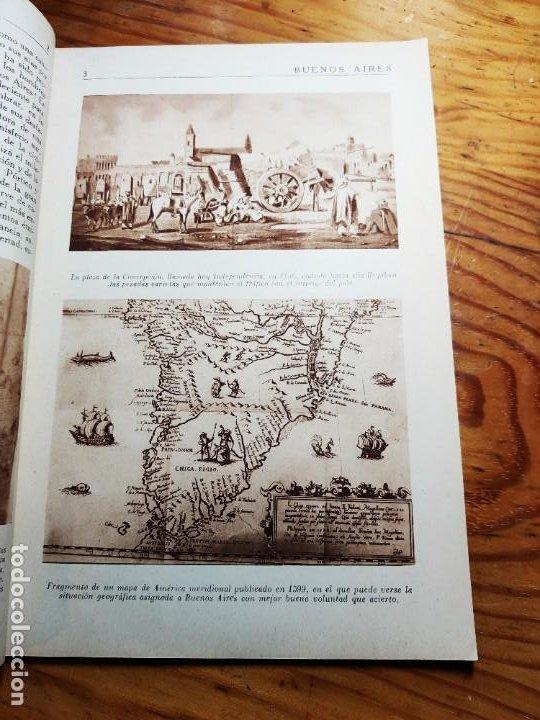 Libros de segunda mano: ENCICLOPEDIA GRAFICA. BUENOS AIRES.1930 ED.CERVANTES - Foto 3 - 195343820
