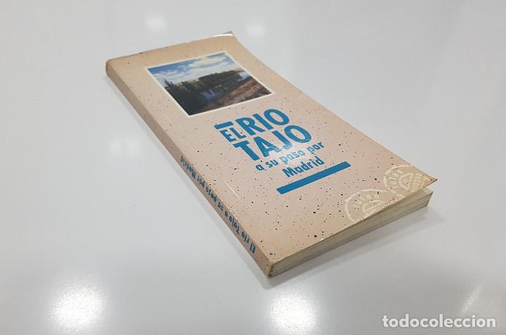 Libros de segunda mano: EL RÍO TAJO a su paso por Madrid. Colectivo de Estudios Ambientales (Calamita). 1989 - Foto 2 - 195389235