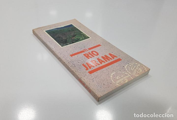 Libros de segunda mano: EL RÍO JARAMA. COMADEN (Coordinadora Madrileña de Defensa de la Naturaleza) (Guadalajara, Madrid) - Foto 2 - 195389538