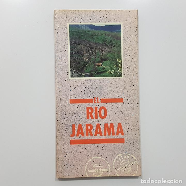EL RÍO JARAMA. COMADEN (COORDINADORA MADRILEÑA DE DEFENSA DE LA NATURALEZA) (GUADALAJARA, MADRID) (Libros de Segunda Mano - Geografía y Viajes)
