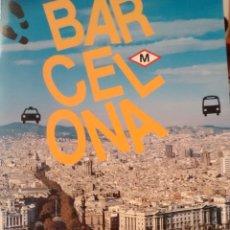Libros de segunda mano: BARCELONA AL TEU AIRE (AJUNTAMENT DE BARCELONA). Lote 196653236
