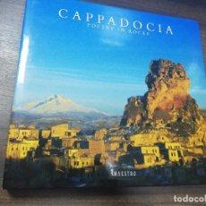Libros de segunda mano: CAPPADOCIA. POETRY IN ROCKS. MAESTRO. . Lote 196881405
