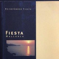 Libros de segunda mano: MALLORCA GUÍA DE ATRACTIVOS Y RESTAURANTES AÑO 2000, EN LENGUA ALEMANA. Lote 197321166