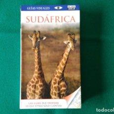 Libros de segunda mano: SUDÁFRICA - GUÍAS VISUALES - EL PAÍS AGUILAR - AÑO 2011. Lote 198035678