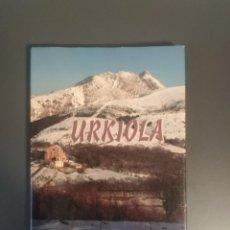 Libros de segunda mano: URKIOLA. EDITADO POR EL GOBIERNO VASCO. Lote 198967788