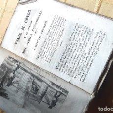 Libros de segunda mano: LIBRO ORIGINAL VIAJE AL CONGO 1828. TOMÁS JORDÁN, MADRID (PRIMERA TRADUCCIÓN AL ESPAÑOL 1833). Lote 199039830