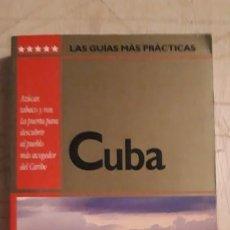 Libros de segunda mano: 1 GUIA DE ** CUBA ** GUIAS FODR'S 1999 . Lote 199087367
