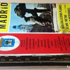 Libros de segunda mano: ATLAS DE MADRID 1978 ALMAXP304. Lote 199245510