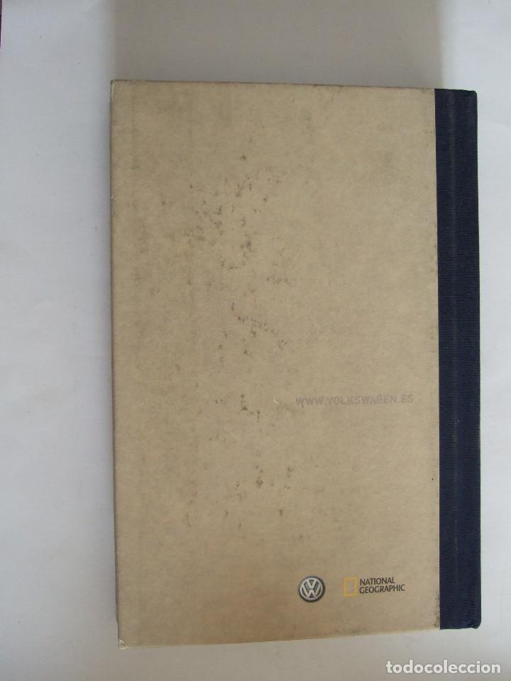 Libros de segunda mano: RUTAS HISTORICO ARTISTICAS POR ESPAÑA - TAVELLING VOLKSWAGEN - NATIONAL GEOGRAPHIC - +- 500 PAGINAS - Foto 2 - 199788560