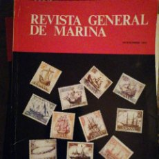 Libros de segunda mano: COLECCION EXTENSA DE LA MARINA DESDE LOS ANOS 40 HASTA LOS 60. Lote 199875183