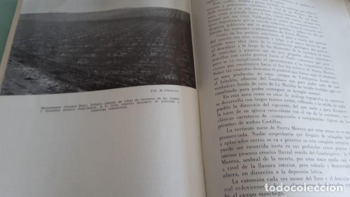 Libros de segunda mano: DESCRIPCION GEOGRAFICO GEOLOGICA DEL ITINERARIO MADRID CADIZ POR LA NACIONAL A-4 DE 1962 - Foto 3 - 200365090