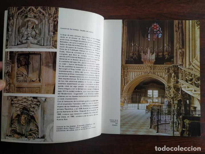 Libros de segunda mano: Todo Viena. Un completo repaso a todo el país que retratan la idiosincrasia del pais austriaco - Foto 3 - 200877416