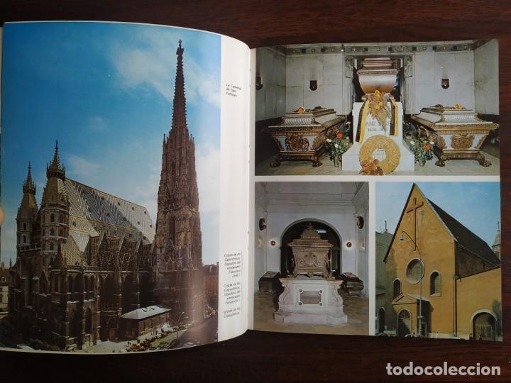 Libros de segunda mano: Todo Viena. Un completo repaso a todo el país que retratan la idiosincrasia del pais austriaco - Foto 4 - 200877416