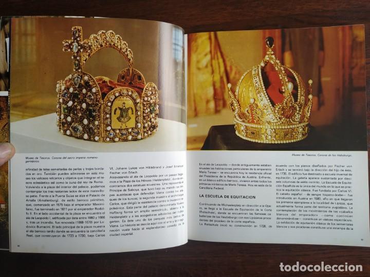 Libros de segunda mano: Todo Viena. Un completo repaso a todo el país que retratan la idiosincrasia del pais austriaco - Foto 6 - 200877416