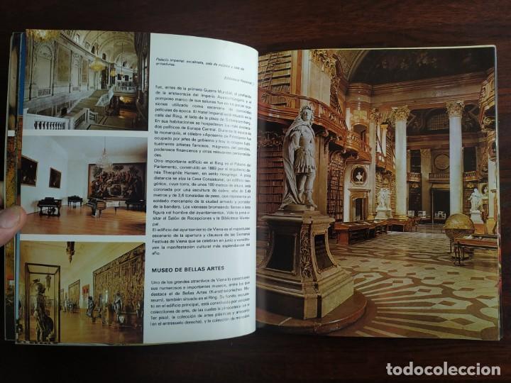 Libros de segunda mano: Todo Viena. Un completo repaso a todo el país que retratan la idiosincrasia del pais austriaco - Foto 8 - 200877416