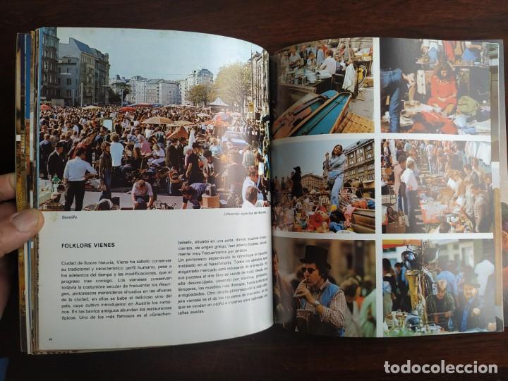 Libros de segunda mano: Todo Viena. Un completo repaso a todo el país que retratan la idiosincrasia del pais austriaco - Foto 13 - 200877416