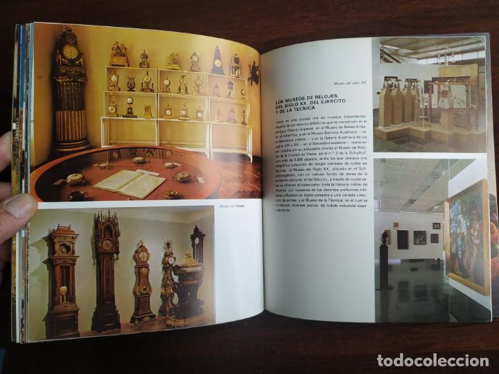 Libros de segunda mano: Todo Viena. Un completo repaso a todo el país que retratan la idiosincrasia del pais austriaco - Foto 14 - 200877416