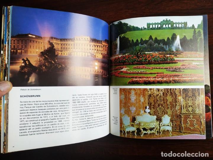 Libros de segunda mano: Todo Viena. Un completo repaso a todo el país que retratan la idiosincrasia del pais austriaco - Foto 15 - 200877416