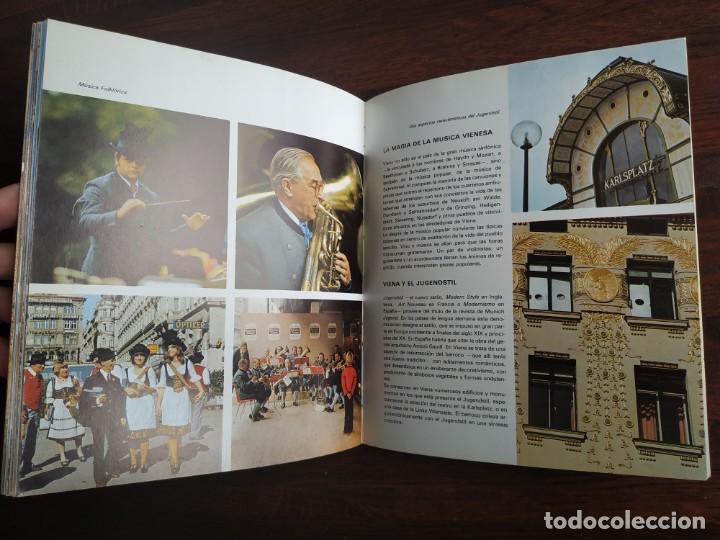 Libros de segunda mano: Todo Viena. Un completo repaso a todo el país que retratan la idiosincrasia del pais austriaco - Foto 17 - 200877416