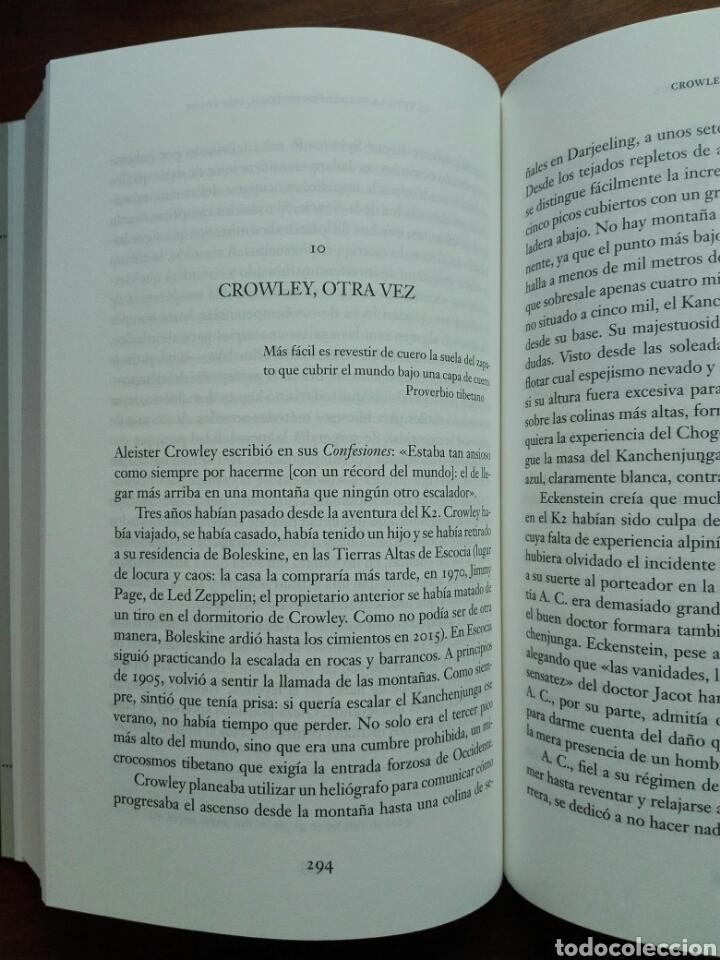Libros de segunda mano: La montaña blanca Viajes reales e imaginarios por el Himalaya Robert Twigger Libro nuevo. chamanismo - Foto 6 - 192646811