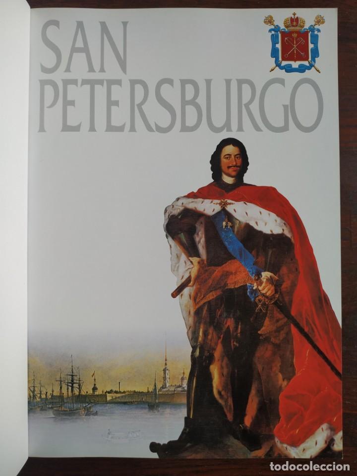 Libros de segunda mano: San Petersburgo y sus alrededores. Dedicado al 300 aniversario de la fundación de la ciudad - Foto 2 - 201128613