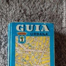 Libros de segunda mano: GUIA DE MADRID DE 1986. Lote 202571110