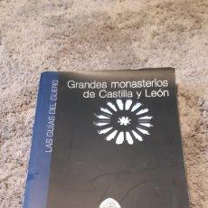 Libros de segunda mano: GRANDES MONASTERIOS DE CASTILLA Y LEÓN. Lote 202614265